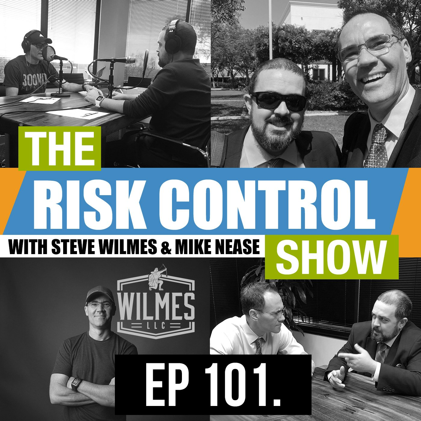 The Risk Control Show Episode 101 - Done Right: AMC's investigation of Chris Hardwick
